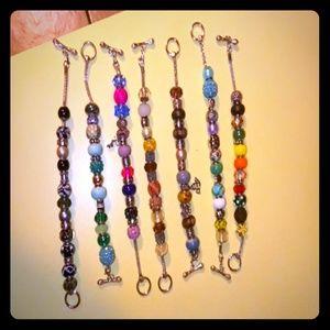 Women charm bracelets
